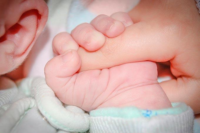 В Нижнекамске родился сотый ребёнок