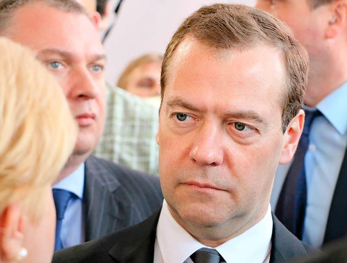 Дмитрий Медведев и его команда подали в отставку
