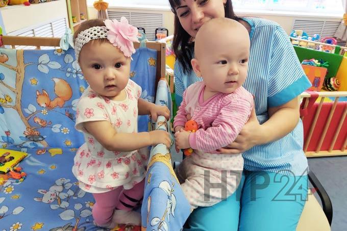 В Нижнекамске откроют еще несколько ясельных групп для малышей от 6 месяцев