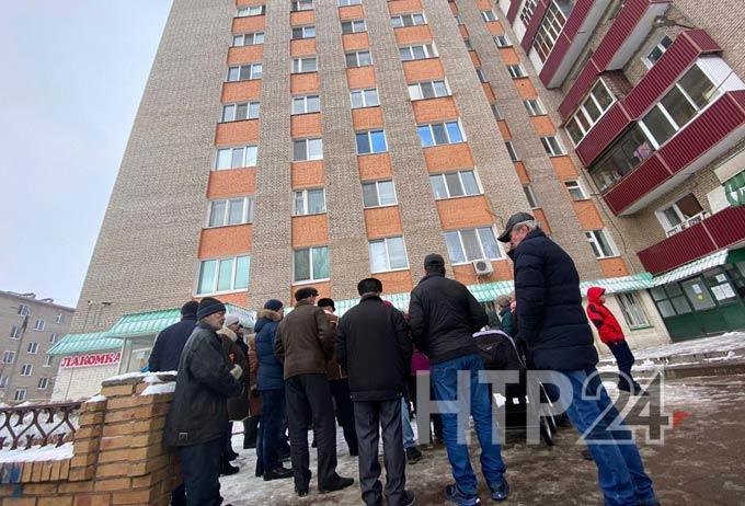 Жильцы дома в Нижнекамске потребовали сменить управляющую компанию