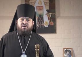 Рождественское поздравление епископа Чистопольского и Нижнекамского Игнатия