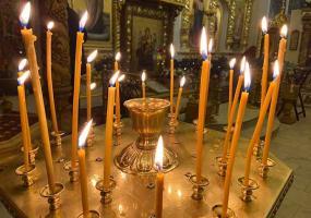 Тысячи жителей Нижнекамска встретили Рождество Христово в храмах