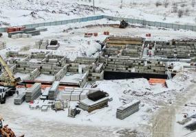 В Нижнекамске началось строительство нового детского сада
