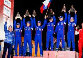 «КАМАЗ-мастер» вновь покорил ралли «Дакар-2020»