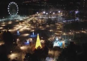 В Крещение Господне в Нижнекамске ждут снег