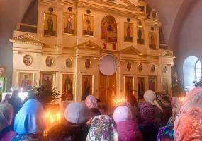 Фоторепортаж: праздник Крещения Господня отметили в Нижнекамске