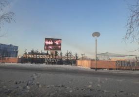 Нижнекамцу, который пожаловался на яркий экран в парке Нефтехимиков, ответили