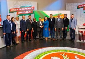 Мэр Нижнекамска рассказал в эфире ТНВ о программе помощи бездомным животным