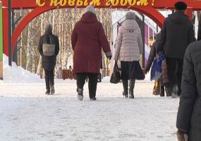 В Татарстане ожидаются метель и гололедица