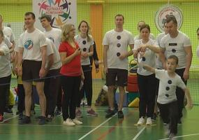 В Нижнекамске выбрали самую спортивную семью Татарстана