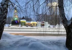 В Нижнекамск возвращается метель