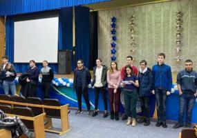 Нижнекамские студенты отмечают Татьянин день