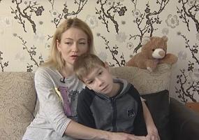 Нижнекамцы могут помочь мальчику с ДЦП избавиться от боли при ходьбе