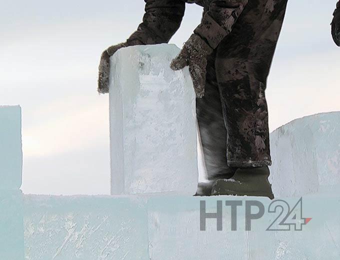 В Нижнекамске появится огромный ледяной замок