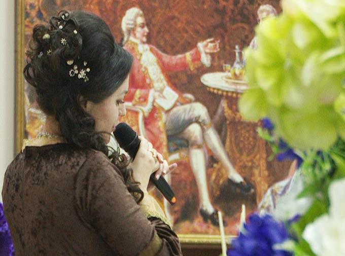 Татарстанская молодежь приняла участие в Сретенском балу, прошедшем в Нижнекамске