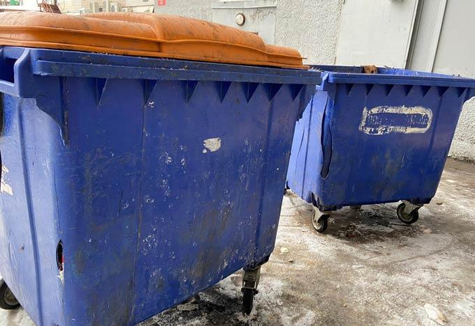 В Нижнекамске заменят контейнеры для ТБО