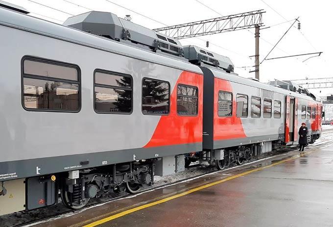 Из Нижнекамска в Ижевск теперь можно уехать на новых комфортабельных вагонах