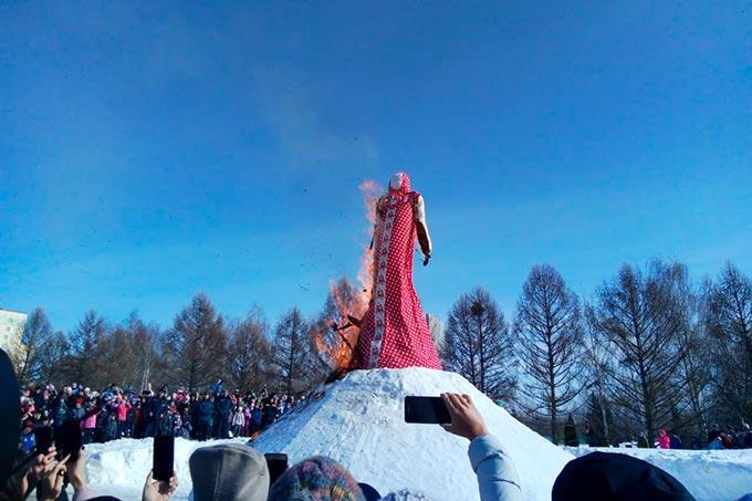 В Нижнекамске 1 марта отпразднуют Масленицу