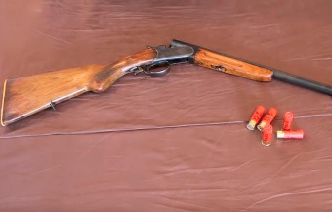 В Татарстане у местного жителя нашли 4 вида оружия, патроны и порох