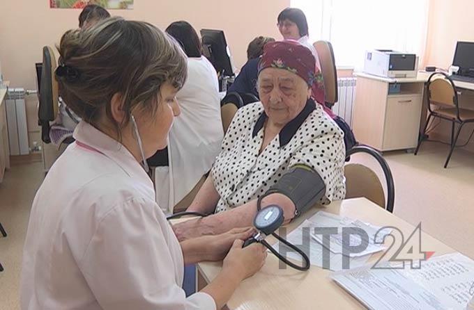 Ежегодная диспансеризация населения стартовала в Нижнекамске