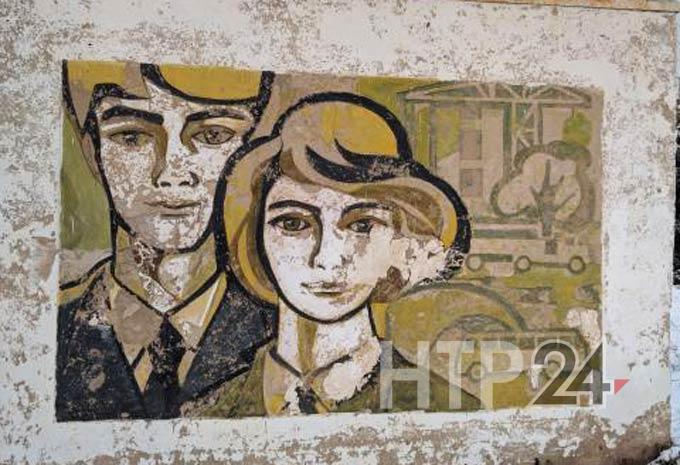 В Нижнекамске снесут советскую стелу в посёлке Строителей