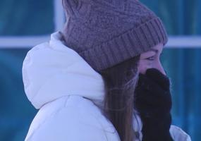 На Татарстан надвигаются морозы до -25 градусов