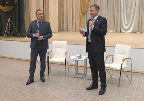 В Нижнекамске «Открытый разговор с властью» посетил министр промышленности Татарстана