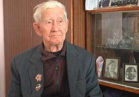 Ветеран из Нижнекамска отметил свой 94-ый день рождения
