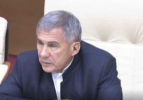 Президент Татарстана обсудил вопросы средней зарплаты на селе