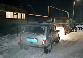 В Татарстане устанавливают личность мужчин, тела которых нашли в частном доме