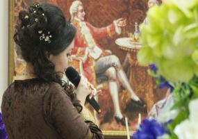 Татарстанская молодежь приняла участие в Сретенском бале, прошедшем в Нижнекамске