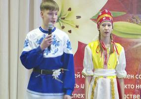Ученики нижнекамского лицея показали особенности национальной жизни