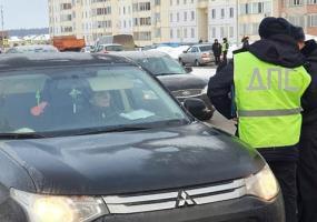Нижнекамские водители не пристегивают ремни безопасности и ездят без прав