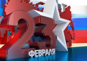 Мэр Нижнекамска поздравил мужчин с Днём защитника Отечества