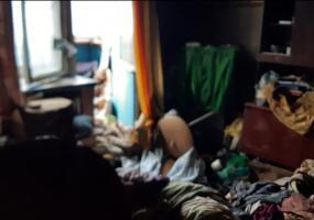 В Татарстане огнеборцы из горящей пятиэтажки спасли четверых взрослых и двух детей