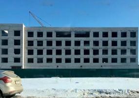 На пр.Шинников в Нижнекамске появится новый торговый центр