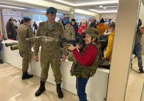 Фоторепортаж: фестиваль «Камский клинок» в Нижнекамске