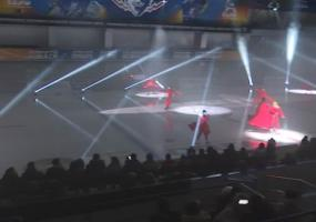 Звёзды мирового фигурного катания выступили в Нижнекамске с программой «Чемпионы»