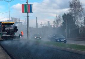 В Татарстане в честь 75-летия победы отремонтируют 28 улиц