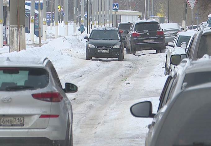 В начале недели в Татарстане ожидается сильная гололедица и мороз