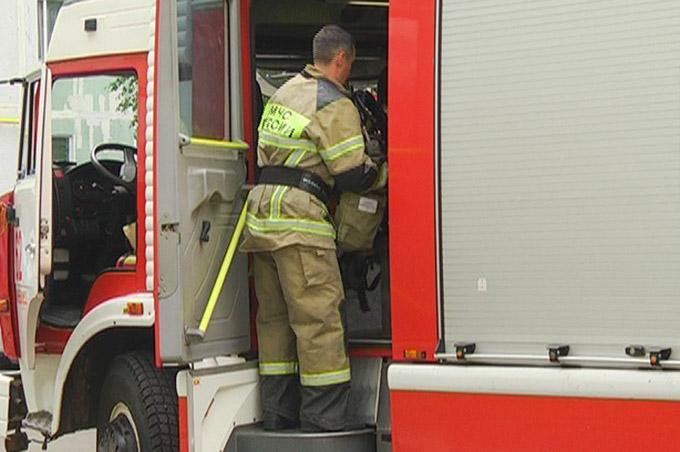 Пожар в «Стожарах»: в Челнах весна началась с возгорания в оздоровительном центре
