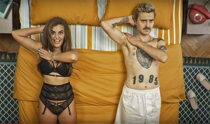 Россию на конкурсе «Евровидение» в 2020 году представитLittle Big