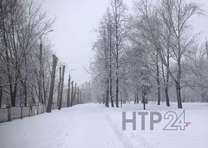Погода в Нижнекамске и Татарстане на 4 марта