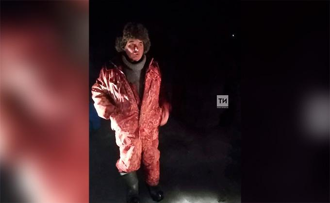 В Татарстане спасли заблудившегося в тумане рыбака
