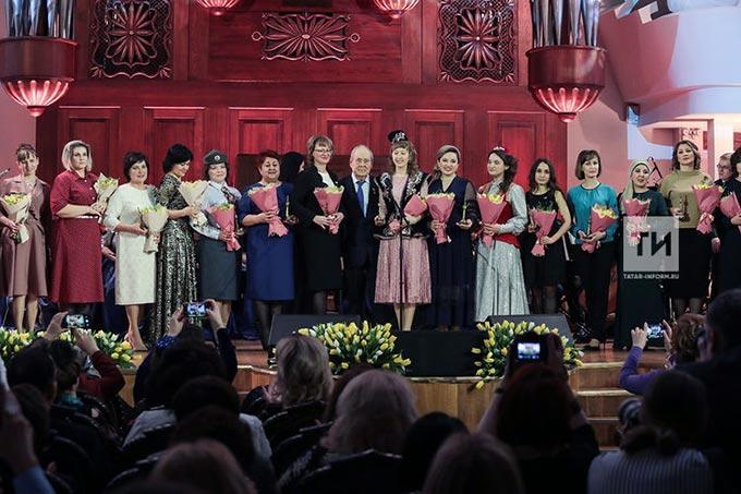 Нижнекамцы стали лауреатами конкурса «Женщина года. Мужчина года: женский взгляд»