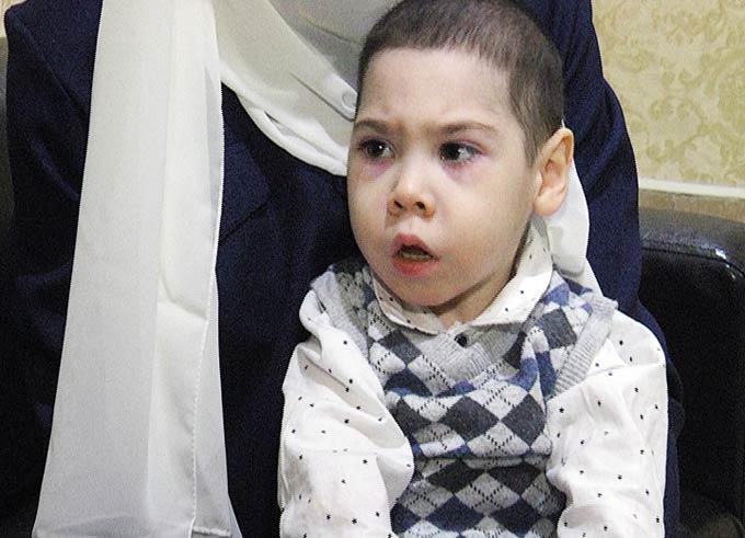 В Нижнекамске помогают мальчику с серьезным заболеванием
