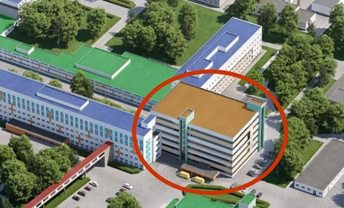 В Нижнекамске построят центр экстренной медпомощи с приёмно-диагностическим отделением
