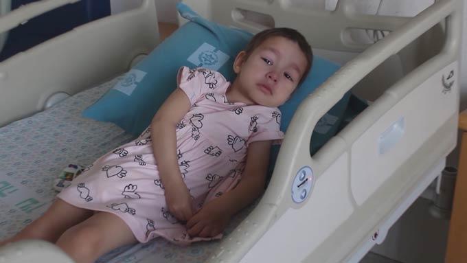 Девочке с редким генетическим заболеванием нужна помощь нижнекамцев