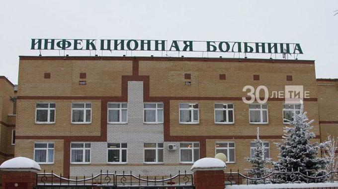 В Татарстане выявили первого больного коронавирусом