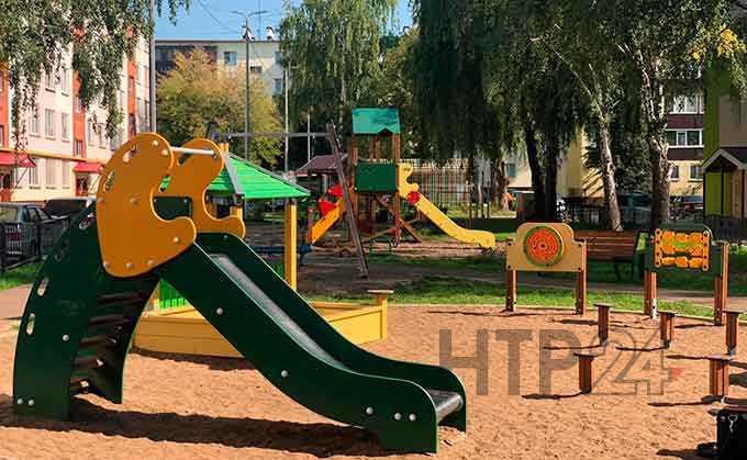 Объявлен список дворов Нижнекамска, которые благоустроят по программе «Наш двор»